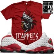 sneaker-tee-shirts-jordan-13-chicago-cherry