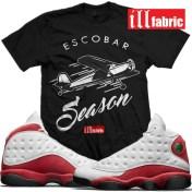 sneaker-tees-match-shirts-jordan-13-chicago-cherry