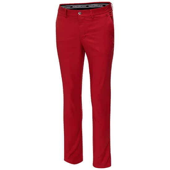 Galvin Green - Noah trouser in red