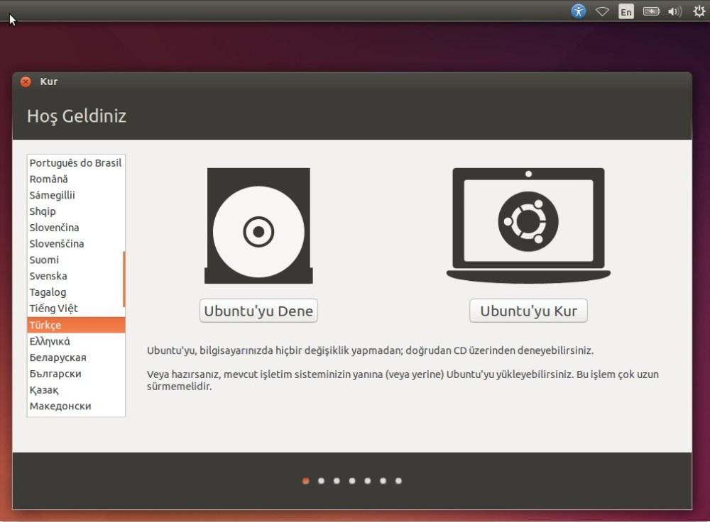Adım, adım Ubuntu 14.04 LTS kurulumu (3/6)