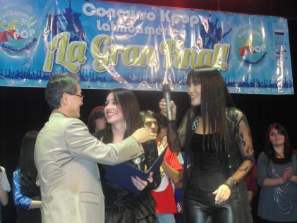 Final KPOP - Primer premio Canto, María Florencia Acosta (Argentina)[2]