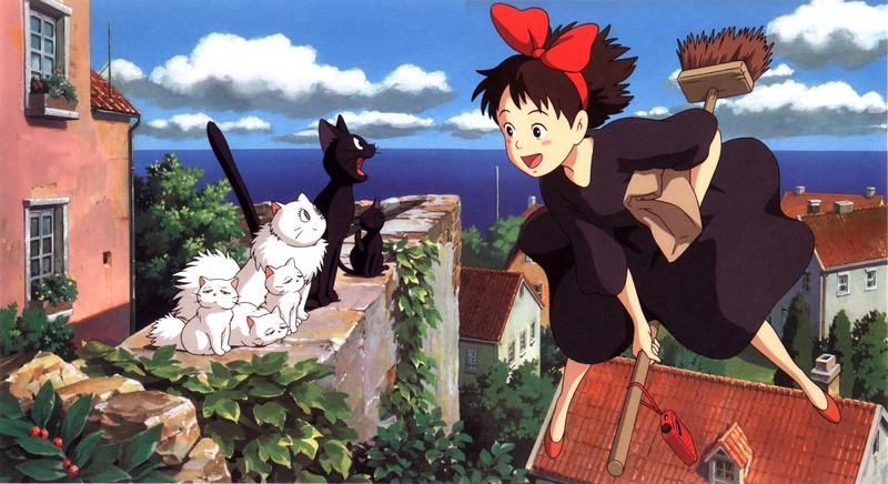 Ghibli Studio - Kiki