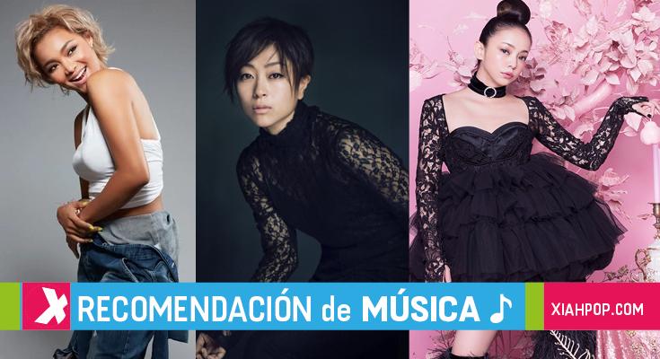 [J-pop] Cantantes japonesas no tan japonesas