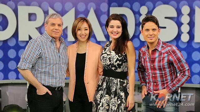 Xiahpop entrevistado en programa argentino Informadisimos