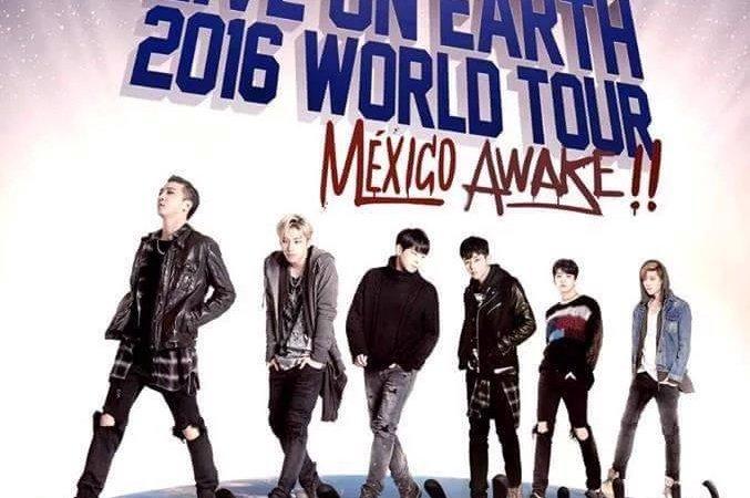 [Concurso cerrado] ¡Sorteo de 2 pares de Boletos para ver a B.A.P en vivo en México!