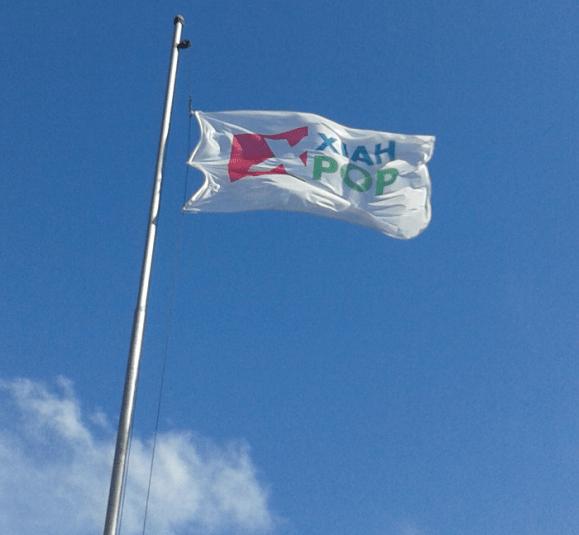 xiahpop bandera