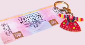festival hallyu entrada spot