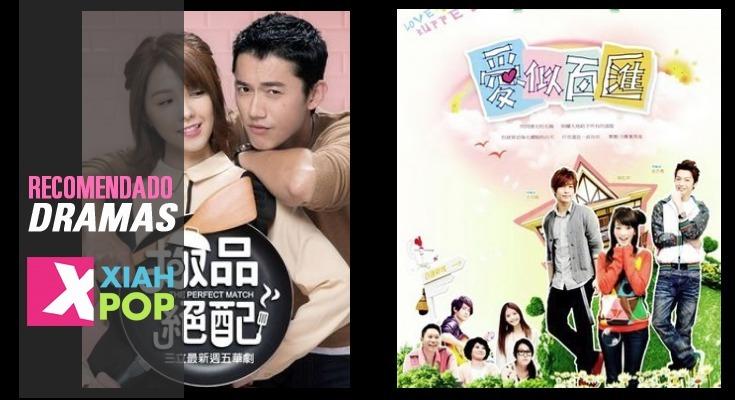 [C-Drama] Love Buffet, Perfect Match con Aaron Yan y Chris Wu