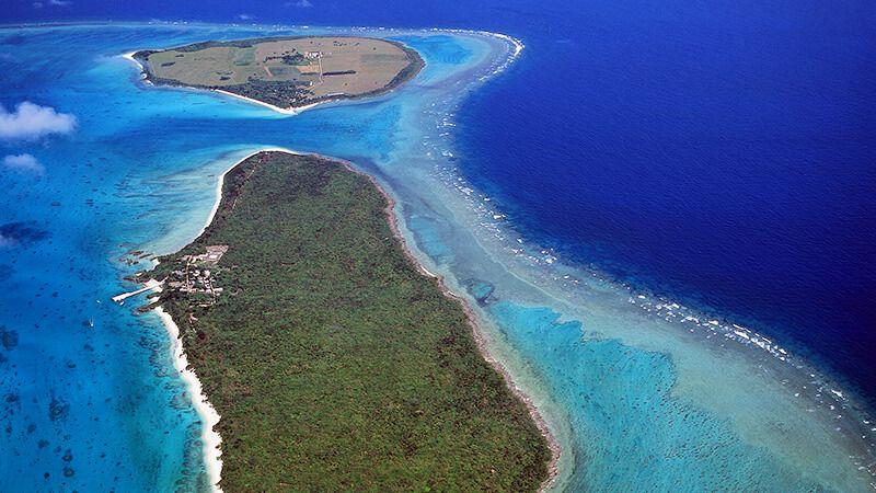 Islas Aragusuku. Cr: Hirata Tourism