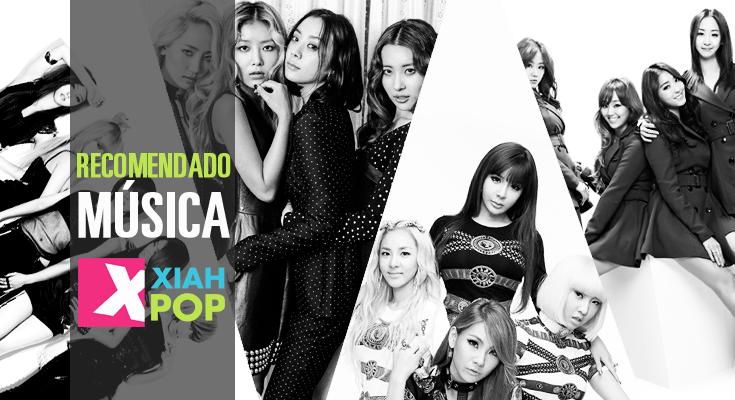8 grupos de chicas de Kpop que no queríamos que se separen
