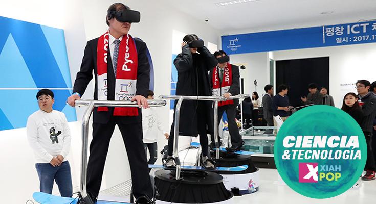 Tecnología de vanguardia en los Juegos Olímpicos de Invierno