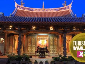 como rezar en un templo taiwanes
