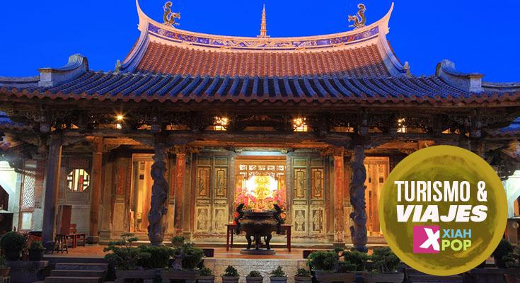 ¿Cómo rezar en un templo taiwanés?