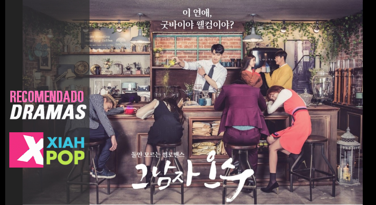 "[RECOMENDACÍON] K-Dramas: ""That Man Ho Soo – (Evergreen)"""