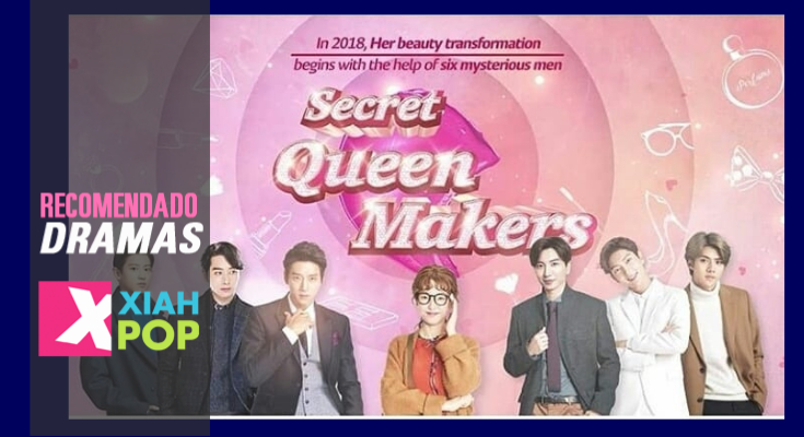 "[RECOMENDACÍON] – K-Dramas: "" Secret Queen Makers"""