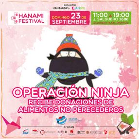 operacion ninja