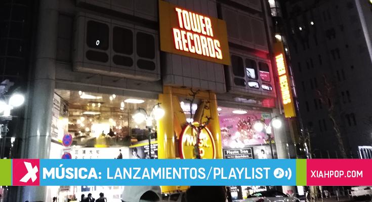[Jpop] Tower Records comparte la lista de discos más vendidos en Japón