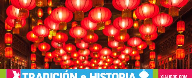 Linternas en el año nuevo chino. Cr: Getty