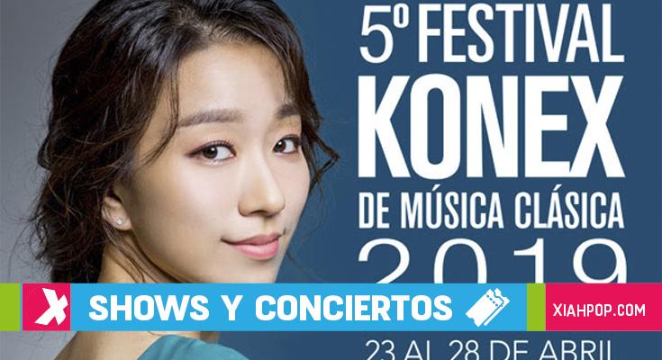 Hyo-Joo Lee en el 5º Festival Konex de Música Clásica