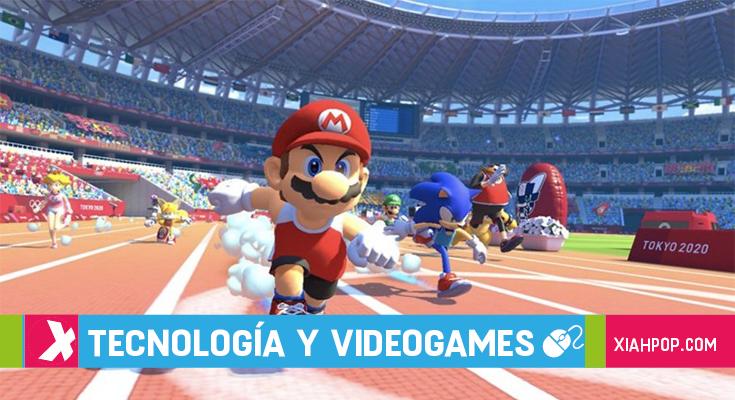SEGA anuncia los videojuegos oficiales de los Juegos Olímpicos Tokio 2020
