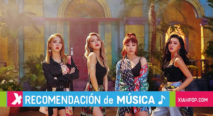 Canciones K-POP con frases o palabras en español