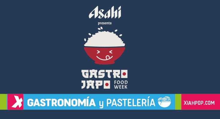 ¡Llega la primera edición de Gastro Japo Food Week!