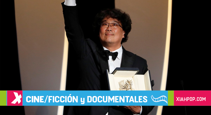 """Palma de Oro en Cannes para """"Parasite"""" de Bong Joon-ho"""