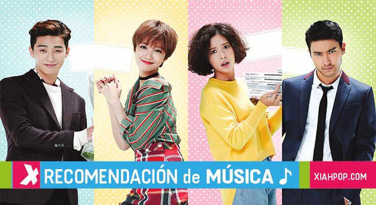 [Kpop x Kdrama] La banda Sonora de She Was Pretty