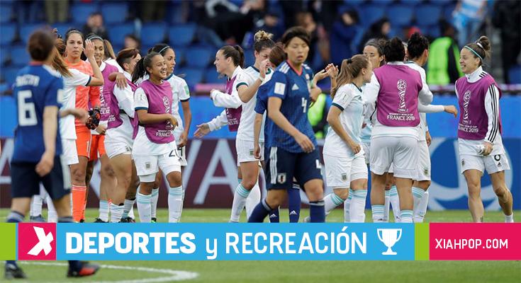 Argentina VS Japón: ¡Histórico empate en el Mundial de Fútbol Femenino!