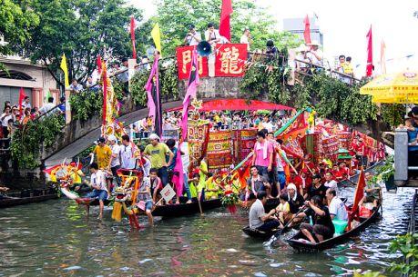 Duanwu: El Festival de los Botes de Dragón