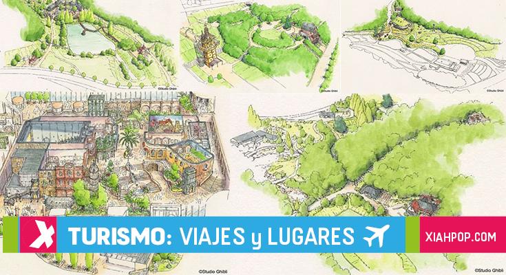 Parque de Studio Ghibli: más detalles revelados