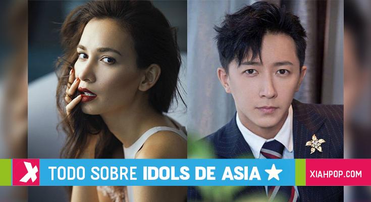 Han Geng, ex integrante de Super Junior, se casa con Celina Jade