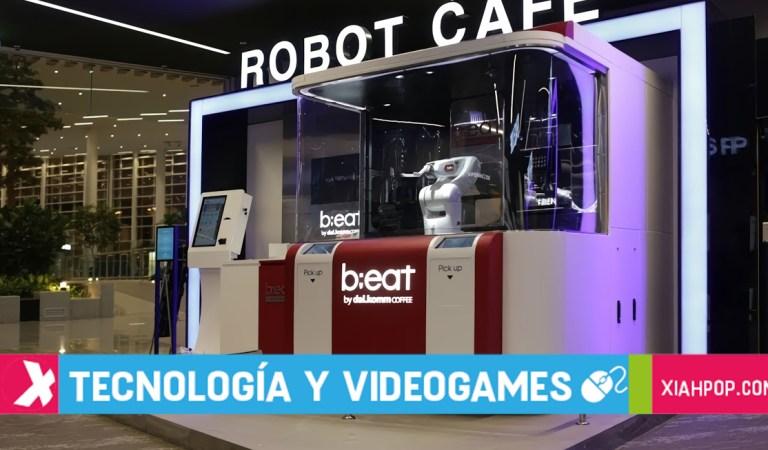 B;eat los robots que preparan café