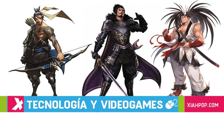 [Games] El legado samurai en los videojuegos