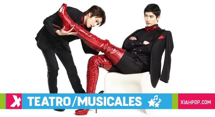 «Kinky Boots» El musical con Haruma Miura y Teppei Koike