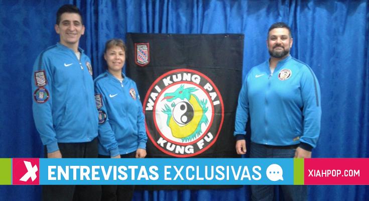 [Entrevista] Campeones argentinos de Kung Fu: cuando el deporte se vuelve filosofía de vida