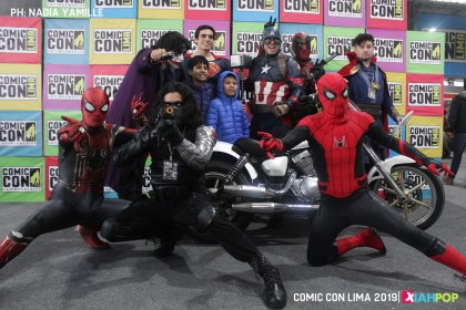 Comic Con Lima
