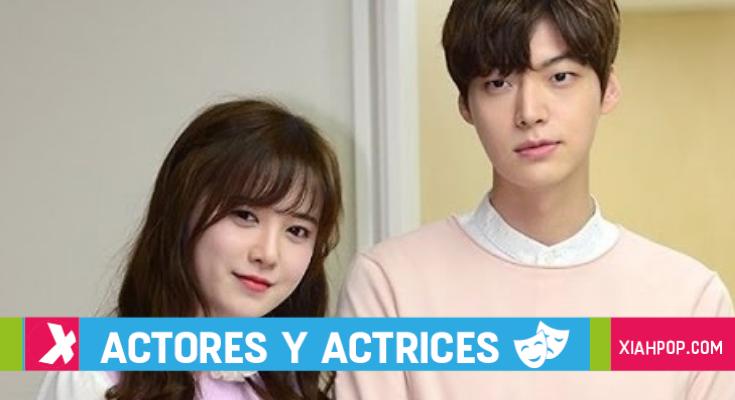 Ahn Jae Hyun le habría pedido el divorcio a Ku Hye Sun