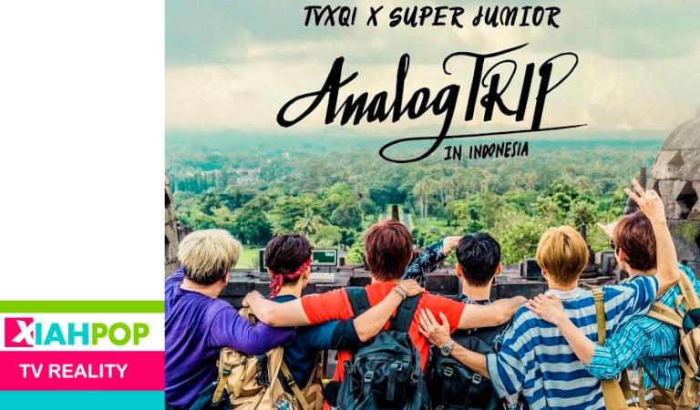 ¡Super Junior y TVXQ se unen en nuevo programa de viajes!