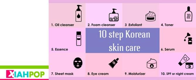 rutina skincare coreana