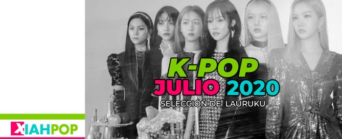 Kpop Julio 2020