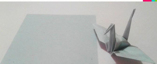 origami grulla