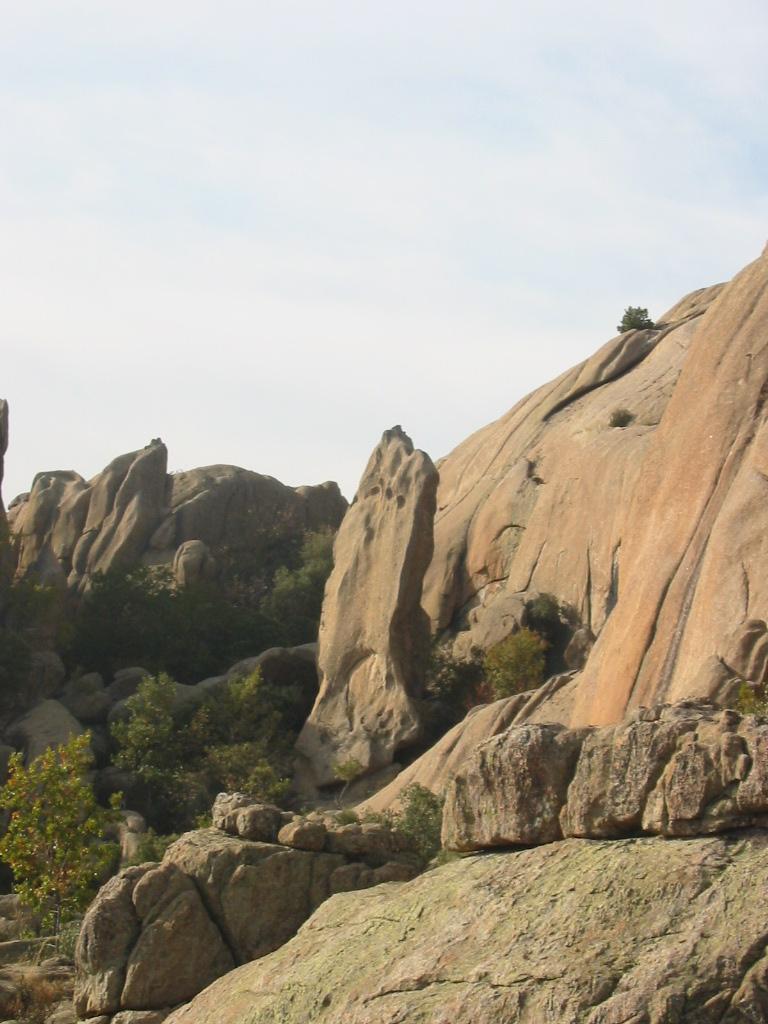 Pinnacle on El Yelmo