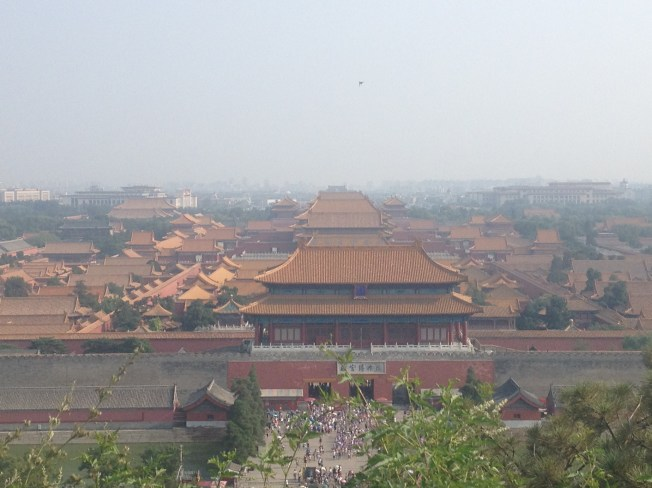 And forbidden city