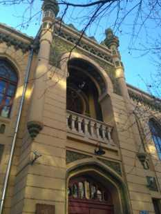 Old synagoge,