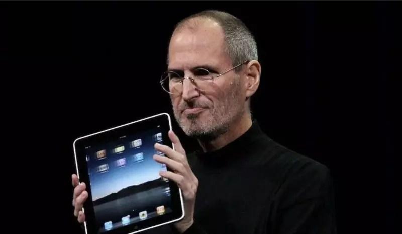 Steve Jobs スティーブ・ジョブズ iPad