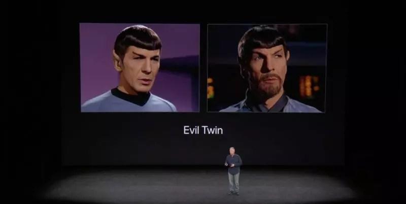 AppleのiPhone Xで初めて採用されたFace ID(顔認証)は、それまで用いられていたTouch ID(指紋認証)よりも遙かに優れた識別能力を誇るとされていましたが、それでも兄弟や双子など極端に顔が似ているとFace IDの認証を通過してしまうという問題があり、それはApple自身も認めていました。本日米国特許商標庁(USPTO)が公開した、Appleに付与された50の特許の中に特許番号10,719,692があり、その特許によれば、生体認証プロセスに「顔の表皮下の静脈マッチング」を追加することで、Face IDの認証能力が次のレベルに引き上げられる可能性が出てきました。この静脈マッチングによって、例え双生児でも顔の区別がつくようになりそうです。なぜなら、顔の表皮下の静脈パターンは完全に個人特有のもので、双生児といえども異なるからです。