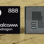 Qualcomm Snapdragon 888チップ