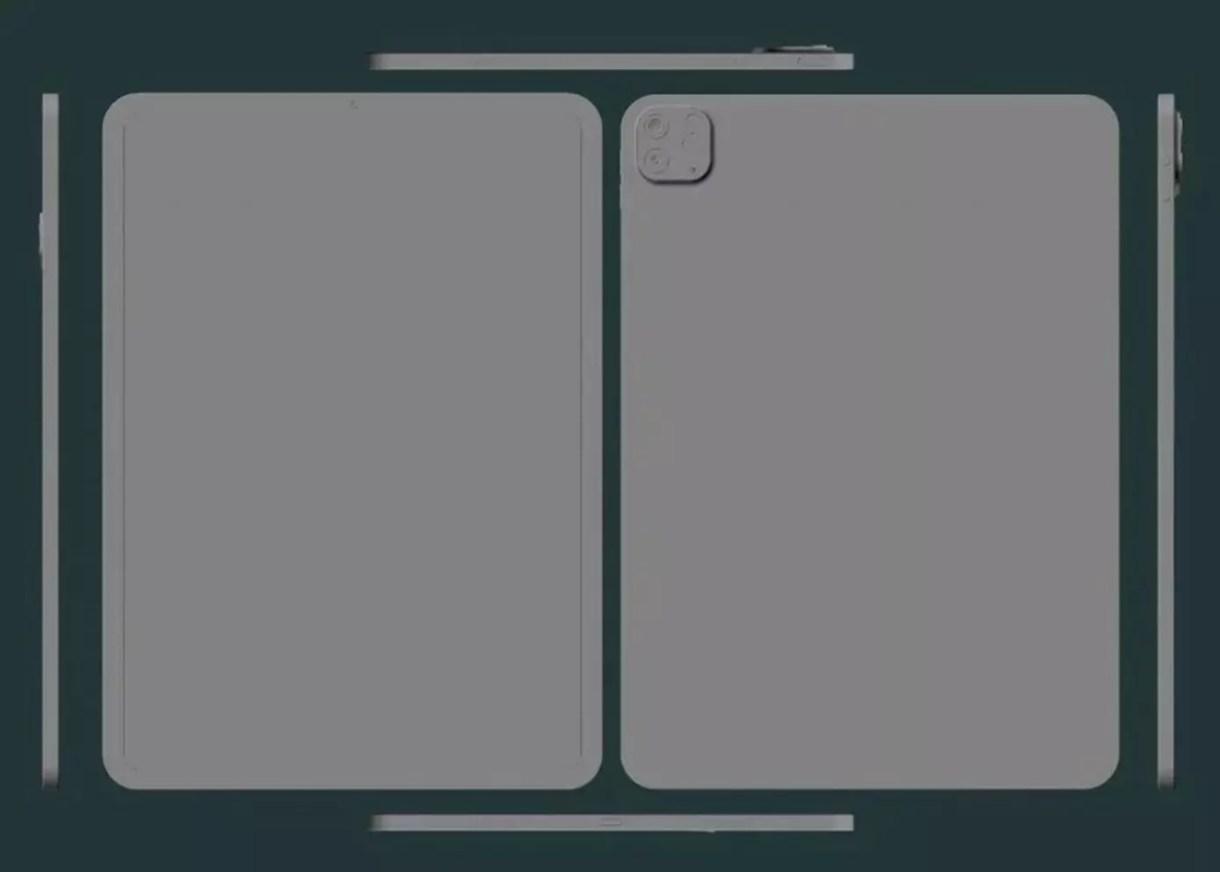 iPad Pro 2021 11inch CAD
