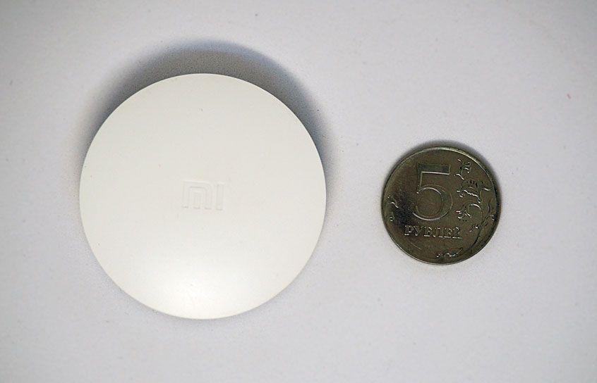 Xiaomi кнопка сравнение размера